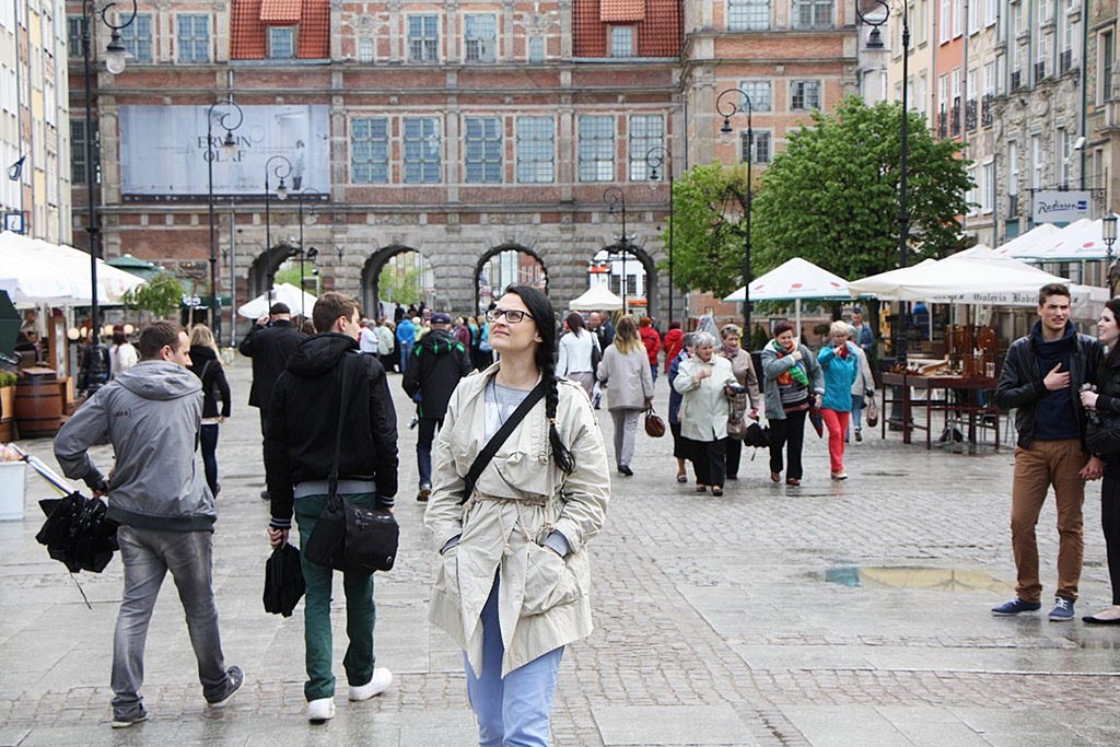 14 zlota brama gdansk