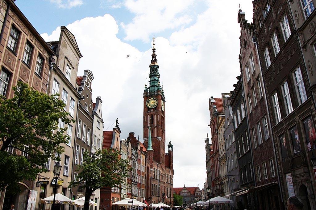 16 ratusz glownego miasta gdansk