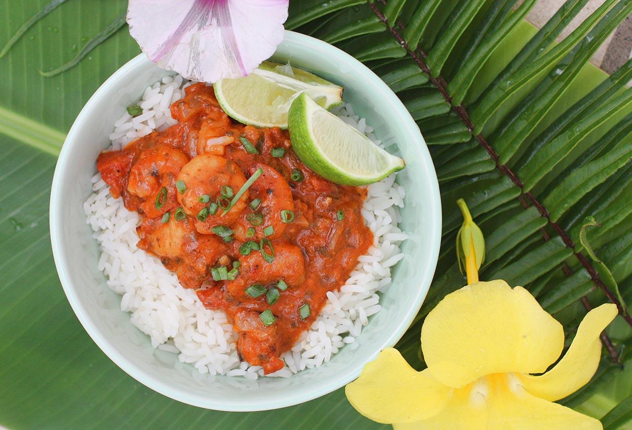 Curry Z Krewetkami Super Szybki I Prosty Obiad Basia Szmydt Blog